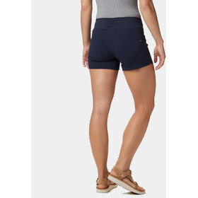 Mountain Hardwear W's Dynama Shorts Dark Zinc
